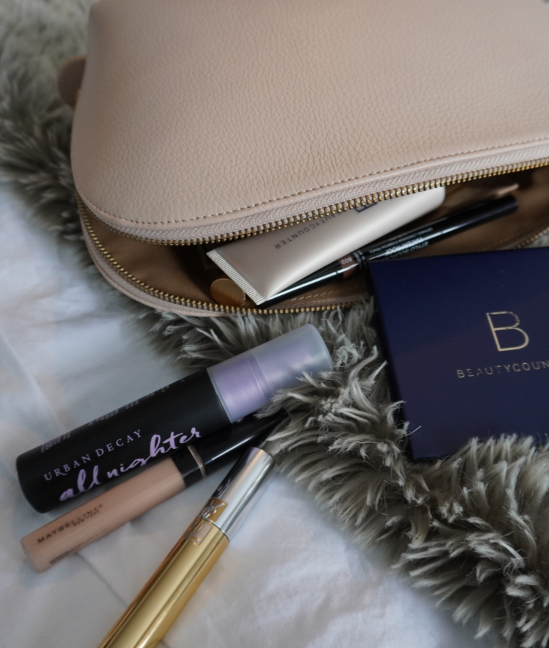 What's Currently in my Makeup Bag?
